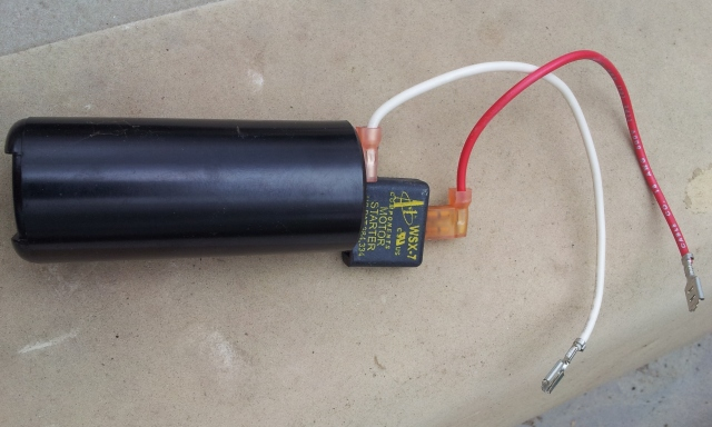 Good A/C Capacitor